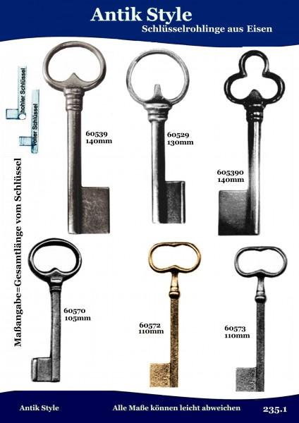 290 Schlüssel
