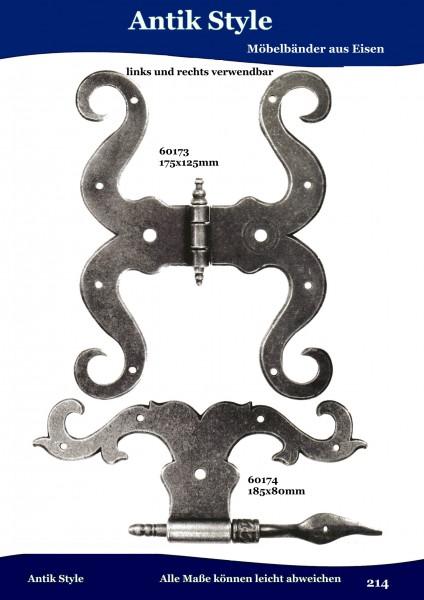 Möbelbänder aus Eisen Seite 264