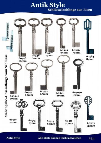 Schlüssel Seite 289