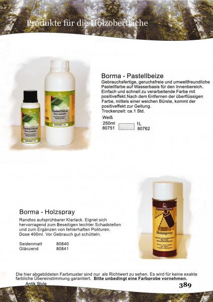 Pastellbeize/Holzspray