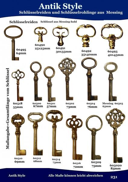 Schlüssel Seite 286