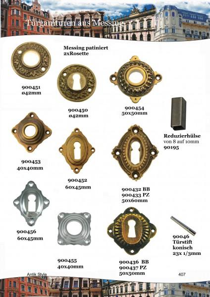 Schlüsselrosetten Seite 0407